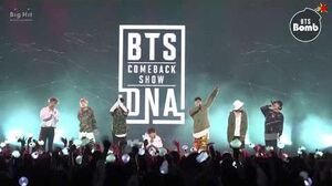 BANGTAN BOMB Behind the stage of 'MIC Drop' @BTS DNA COMEBACK SHOW - BTS (방탄소년단)