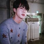 BTS Exhibition Jin (2)