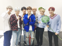 BTS Official Twitter September 28, 2017