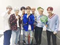 BTS Official Twitter September 28, 2017