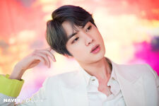 Jin Boy With Luv Shoot (6)