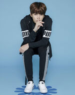 Jungkook Puma COURT STAR