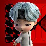 Suga Character Mic Drop