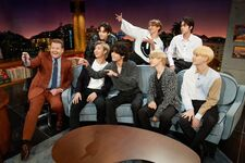 BTS Late Late Show Instagram Jan 29, 2020 (2)