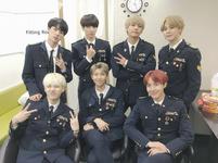 BTS Official Twitter Dec 29, 2017 (2)
