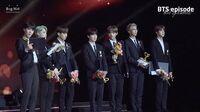 EPISODE BTS (방탄소년단) @2018 대한민국 대중문화예술상