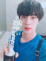 Jin Twitter June 2, 2018 (4)
