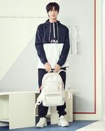 Jin X FILA 9
