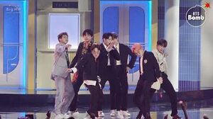 BANGTAN BOMB '작은 것들을 위한 시 (Boy With Luv)' Stage CAM @ BBMAs 2019 - BTS (방탄소년단)