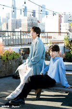 Jimin and V Naver x Dispatch June 2018 (2)