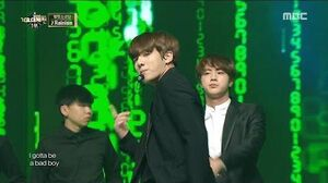 MMF2016 Old K-Pop Performance - BTS, Twice, B.A