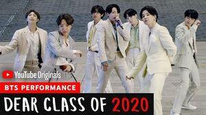 BTS Dear Class Of 2020