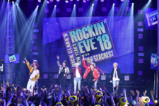 BTS at New Years Rockin' Eve Official Twitter Dec 31, 2017 (3)