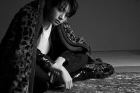 Jungkook Love Yourself Tear Concept Photo O Version
