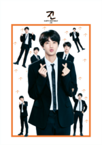 Happy Birthday Jin 2018