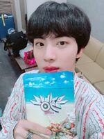 Jin Twitter June 8, 2018 (2)