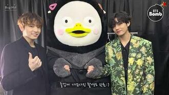 BANGTAN BOMB BTS meets Pengsoo! @ 2020 GDA - BTS (방탄소년단)