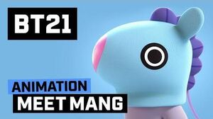 BT21 Meet MANG!