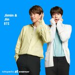Jimin and Jin Tokopedia (1)