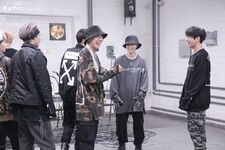 MIC Drop MV Shooting 43