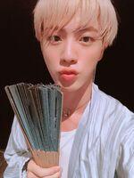 Jin Twitter July 7, 2018 (2)