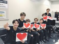 BTS Twitter Japan Jun 21, 2017 (1)