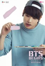 BTS Begins Jungkook (2)