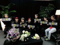 BTS Official Twitter Oct 26, 2019 1