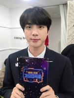 Jin Official Twitter Dec 28, 2018