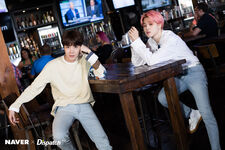 J-Hope and Jimin BTS x Dispatch June 2019 (2)