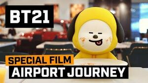 BT21 BT21's Airport Journey - CHIMMY