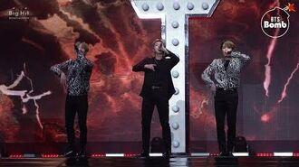 BANGTAN BOMB 'Skool Luv Affair' Special Stage (Rap line focus) @ 2020 GDA - BTS (방탄소년단)