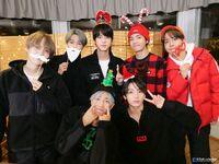 BTS Happy Holidays 2019