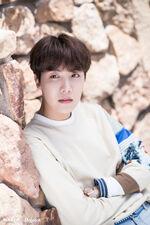 J-Hope BTS x Dispatch June 2019 (4)