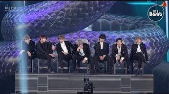 BANGTAN BOMB 'Dionysus' Special Stage (BTS focus) @ 2019 MAMA - BTS (방탄소년단)