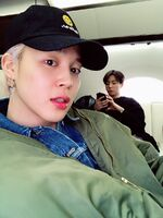 Jimin and Jungkook Twitter Feb 15, 2019 (1)
