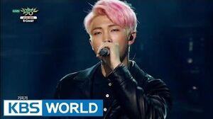 BTS (방탄소년단) - Run Music Bank K-Chart 1 2015.12