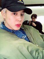 Jimin and Jungkook Twitter Feb 15, 2019 (2)