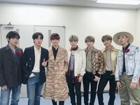 BTS Official Twitter Dec 4, 2019 3