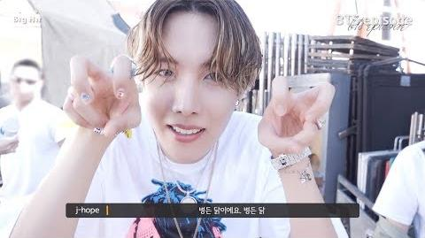 EPISODE j-hope 'Chicken Noodle Soup (feat