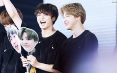 Jikook Wing Tour Laughing