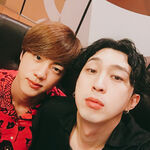 Jin and Sleepy July 9, 2017 (2)