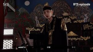 EPISODE Agust D '대취타' MV Shooting Sketch