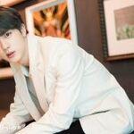Jin Naver x Dispatch May 2019 7