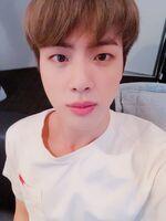 Jin Twitter Oct 10, 2018 (1)
