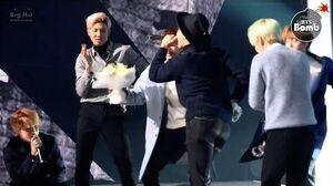 BANGTAN BOMB BTS 5th Win @ real last day of 'RUN'