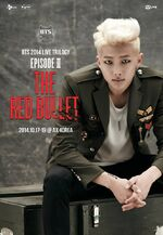 The Red Bullet Rap Monster