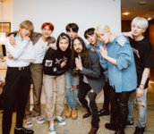 BTS and Steve Aoki Twitter Nov 23, 2017 (2)