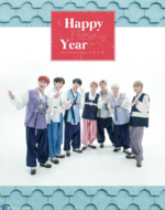 Happy New Year's Day 2018 BTS