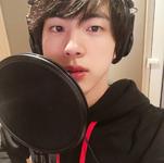 Jin Twitter Feb 26, 2018